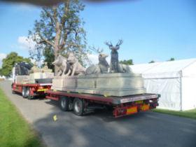 Tritonstone Lorry