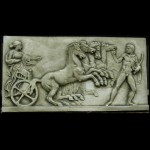 Boadicea Wall Plaque