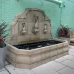 Dolphin Wall Fountain