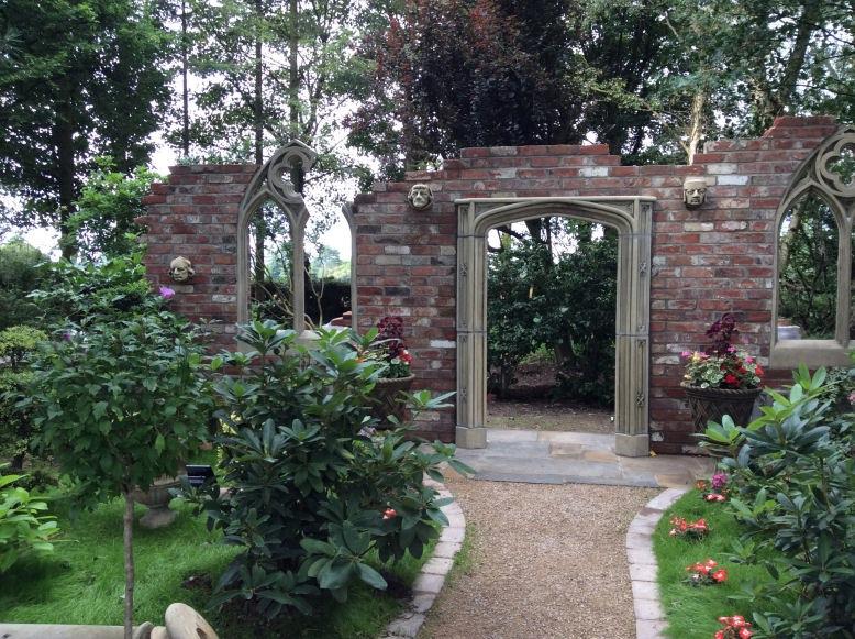 Stone Garden Folly Designs Contemporary Enjoying This
