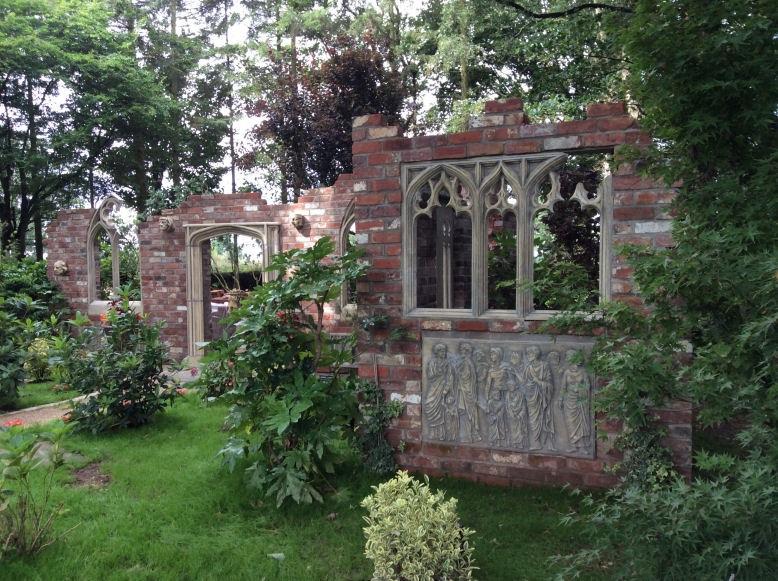 Garden Folly and Ruins Tritonstone Stone Garden Ornaments