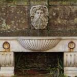 Horse Trough Wall Fountain