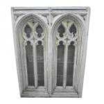 Large Double Gothic Window