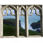 Large Triple Window