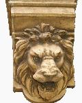 Lion Mask Corbel