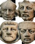 Medieval Corbels