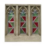 Miniature Triple Window