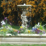 Putti Fountain