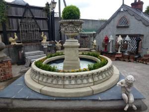 Ragley Fountain Installation 14