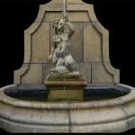River God Wall Fountain