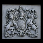 The Royal Crest wall Plaque