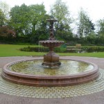 Scallop Shell Fountain 07