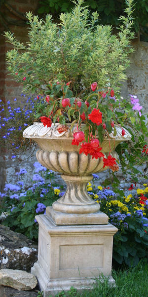 Small Royal Doulton Urn | Stone Garden Ornaments