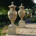 Swedish Vase / Water Feature