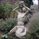 Triton Fountain centrepiece