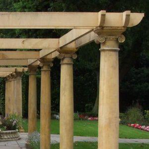 Garden Columns and Pillars