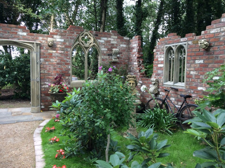 Garden Folly And Ruins Tritonstone Stone Garden Ornaments